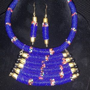 Massi necklace set new
